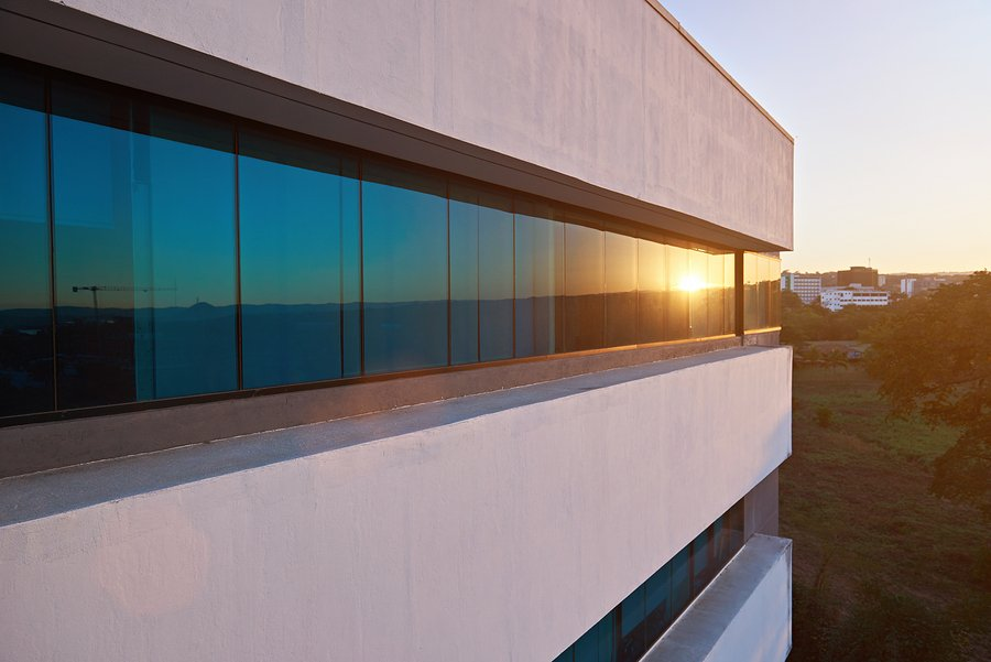 Choosing the right windows can help your office building achieve a Net Zero Energy Building designation